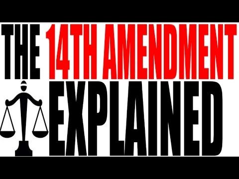 CC Cycle 3, Week 13 - The 14th Amendment Explained: US Government Review - YouTube