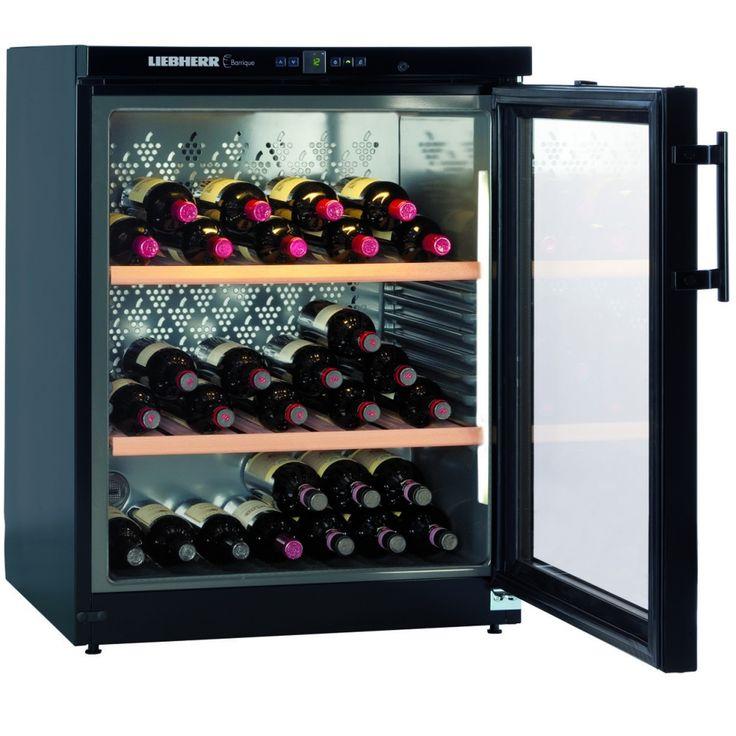 WKb 1712 - Barrique | Single Zone | Wine Cellars | Product Search | Liebherr | Andi-Co Australia