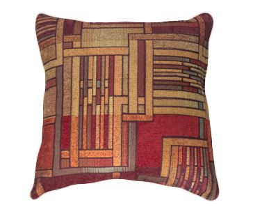 Stickley inspired pillow