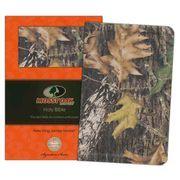 NKJV Personal Size Giant Print Reference Bible, Mossy Oak Edition, Leathersoft Camo  -