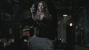 Ashley Benson, Supernatural