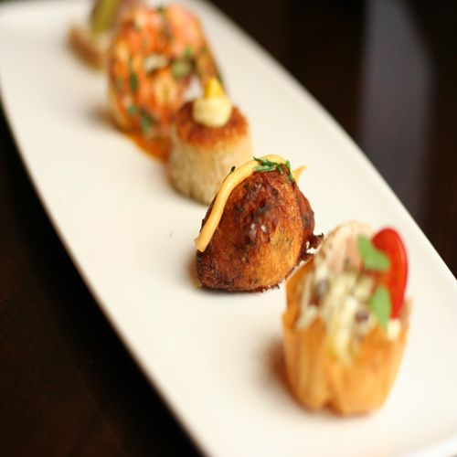17 best images about publicize this on pinterest for Shrimp canape ideas