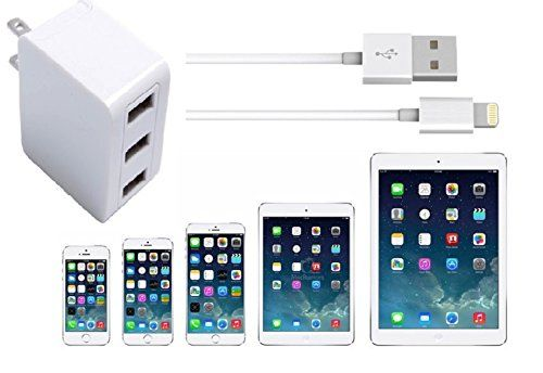 Sale Preis: USB Travel Wall Charger Adapter Smartgik® with 8-pin Apple Lightning Cable for Iphone 6 Plus 5s 5c 5 4s Ipad 5 4 Air Mini Ipod Touch Nano Galaxy S5 S4 Note 3 HTC One X V S Lg G2 Optimus Nexus 5 6 7 9. Gutscheine & Coole Geschenke für Frauen, Männer & Freunde. Kaufen auf http://coolegeschenkideen.de/usb-travel-wall-charger-adapter-smartgik-with-8-pin-apple-lightning-cable-for-iphone-6-plus-5s-5c-5-4s-ipad-5-4-air-mini-ipod-touch-nano-galaxy-s5-s4-note-3-htc-one-