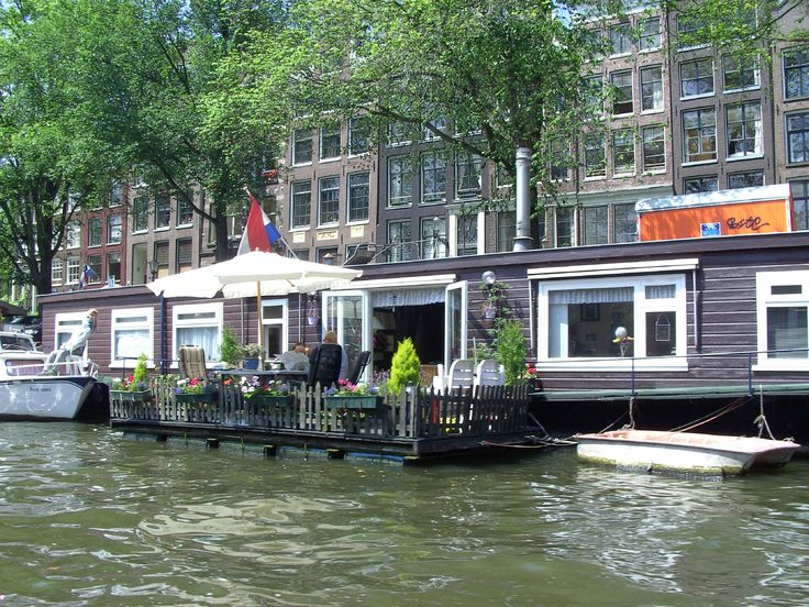 Best Floating House Boats Images On Pinterest Floating - Awesome floating house shore vista boat dock by bercy chen studio