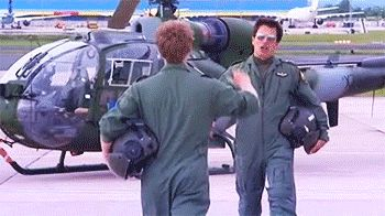 Yes that is John Barrowman smacking Prince Harry's butt ~~on that same note, that's Prince Harry smacking John Barrowman's butt.