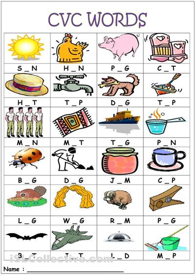 Free Picture Cards for Learning Alphabet Sounds  The