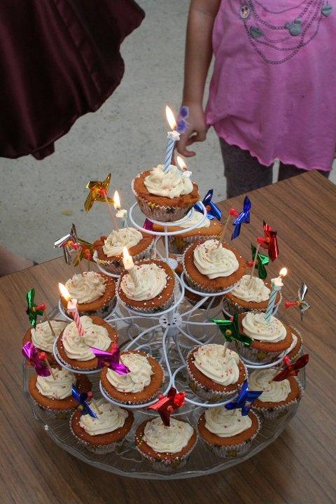 Failsafe Foodie: Caramel cup cakes