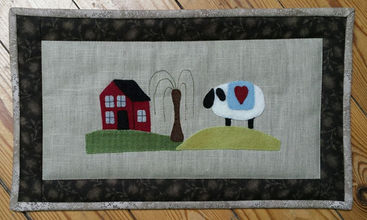37 best quilting sheep images on pinterest baby quilts for Jardin woolens
