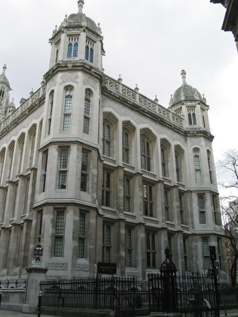 London School of Economics in West End