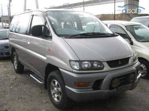 1999 MITSUBISHI DELICA 4x4 $12,000