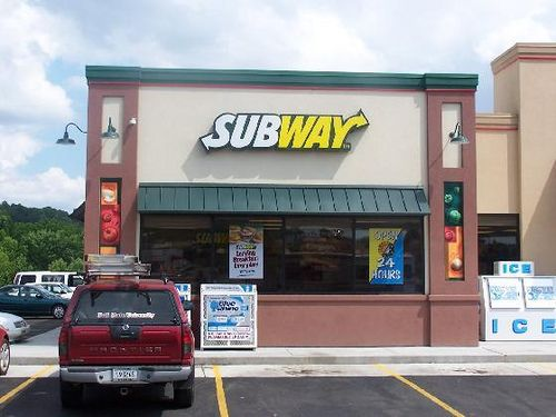 """Subway, one of the world's biggest bread bakers, is about to remove a chemical from its breads that raised the ire of an influential health activist and food blogger."" http://www.usatoday.com/story/money/business/2014/02/05/subway-fast-food-chemicals-in-food/5236537/"
