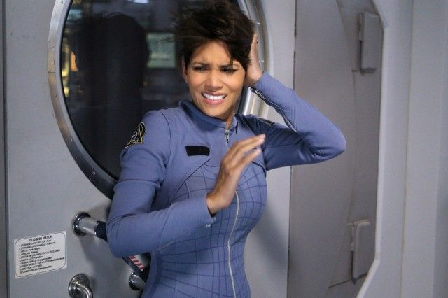 how a tv series goes from shelf to tv. How sci-fi series Extant built a realistic future