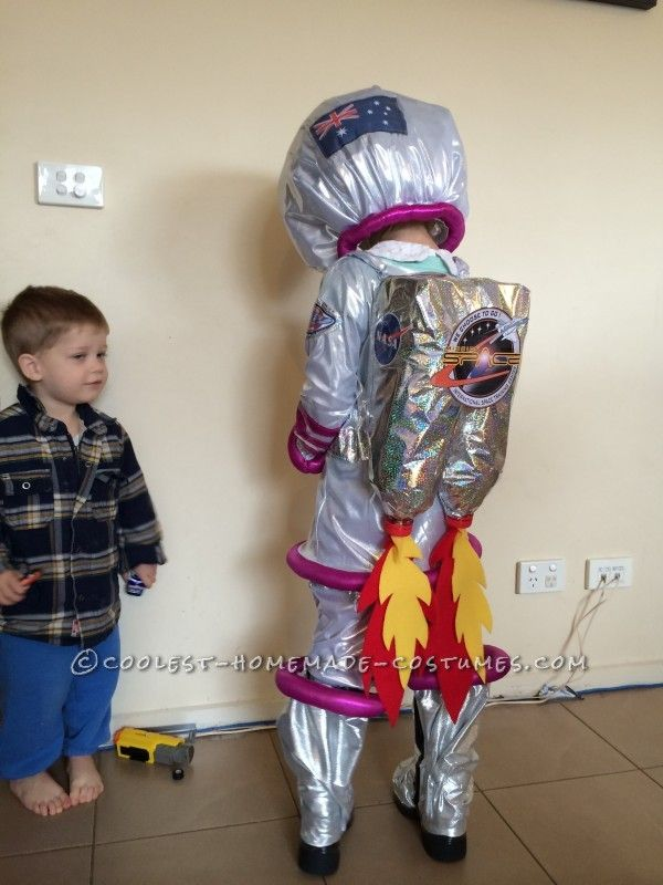 coolest girls astronaut costume - Best Childrens Halloween Costumes