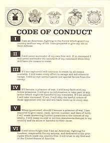 Code of the United States Fighting Force - Wikipedia, the free encyclopedia