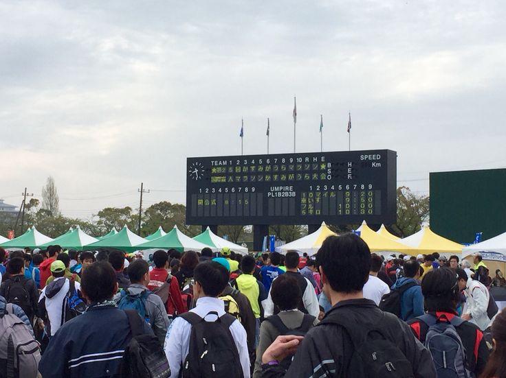 かすみがうらマラソン大会③