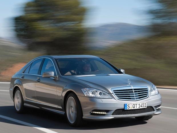 First Drive: 2012 Mercedes-Benz S 550′s turbo engine transforms the big sedan