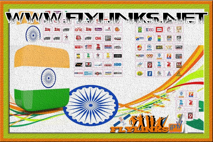 Indian iptv m3u playlist daily updated for all channels