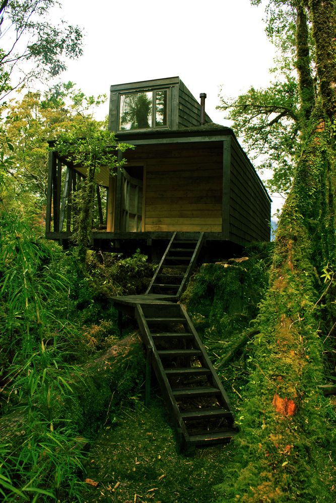 archatlas: House in The Patagonia...