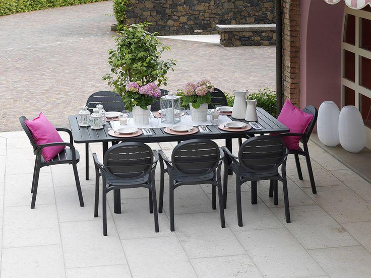 Palma #cafeideas #nardi #outdoorfurniture #italianfurniture
