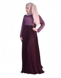 Stuff We Love:Plum Sweet Jilbab from Islamic Design House