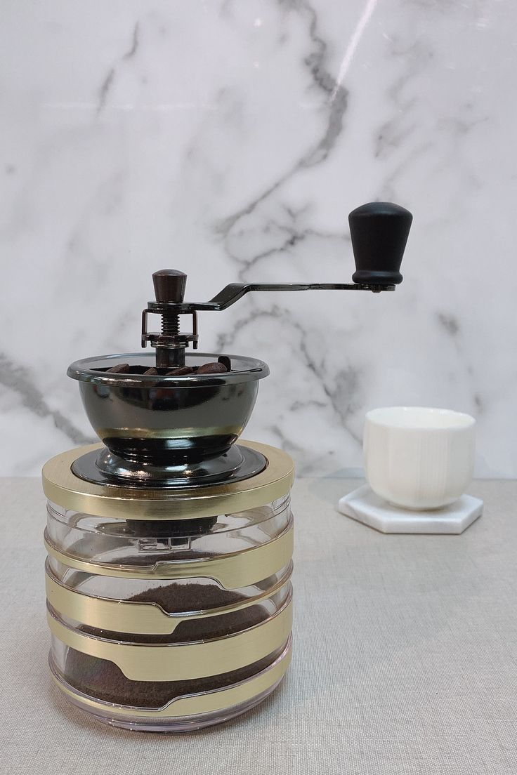 Cm Hk Canister Coffee Grinder Manual
