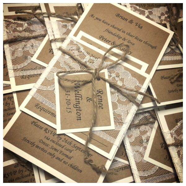 Invitations.... To start ;)