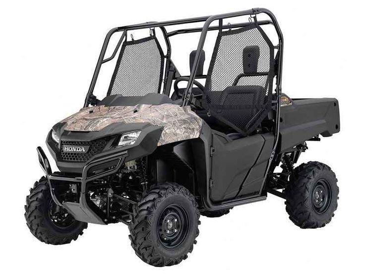 "New 2016 Honda Pioneerâ""¢ 700 ATVs For Sale in Missouri."