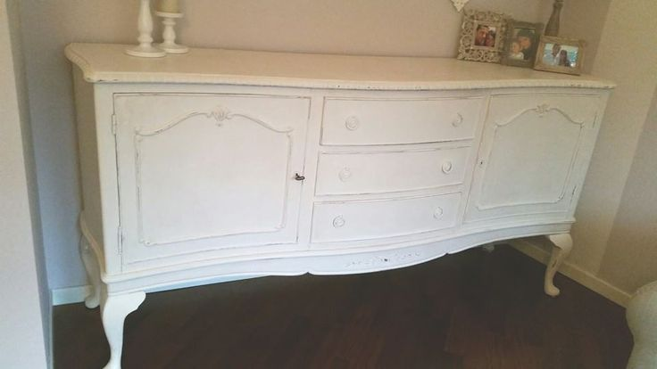 ASCP Old white Chest