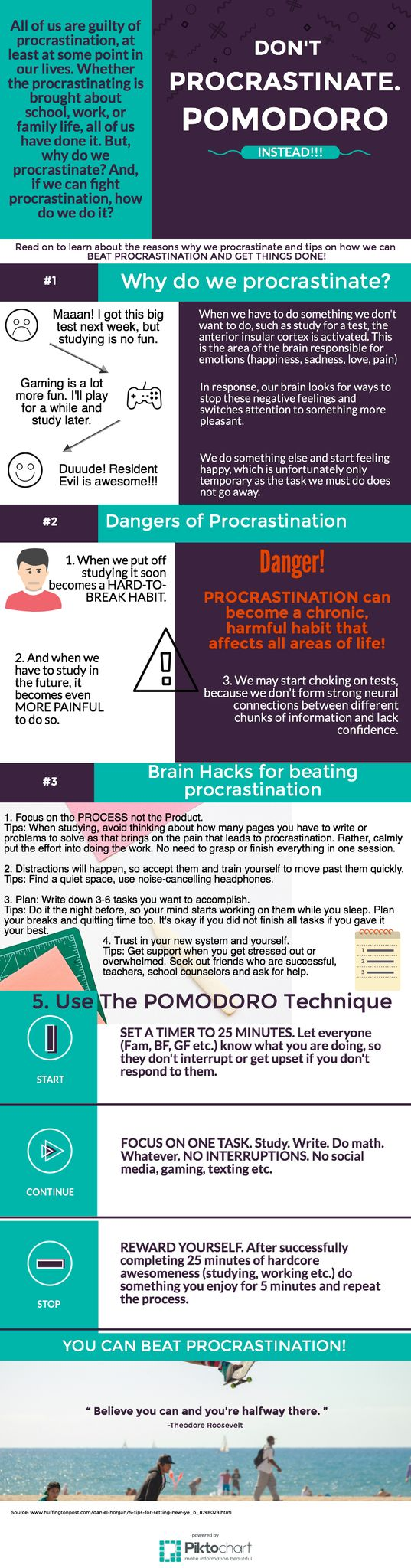 iTeach and iLearn Fighting Procrastination 230 best