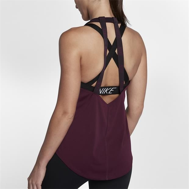 711e321de8 Compre Camiseta Regata Nike Breathe Elastika Feminina e mais Artigos  Esportivos em até 10x sem juros na loja Oficial da Nike. Acesse já e  Confira!