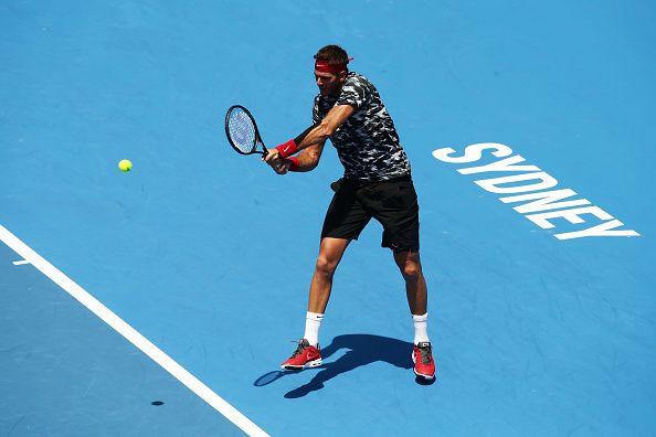 Este es el jugador el tenis de Argentina en los Juegos Olímpicos.
