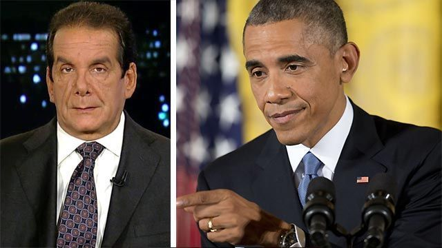 Krauthammer: Obama immigration plan a 'constitutionally odious proposal'
