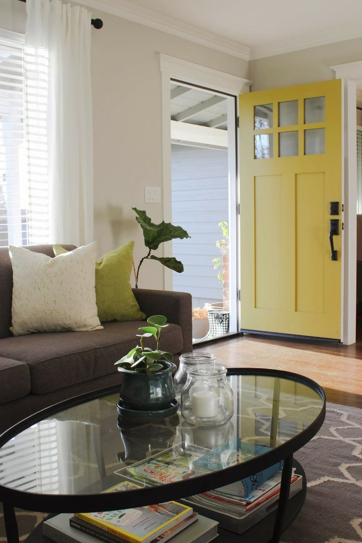 A Home Full Of Color Features: Katrina's Chic Little House
