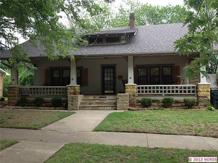 1000 images about for the love of a 1920 craftsman for Craftsman style homes in okc