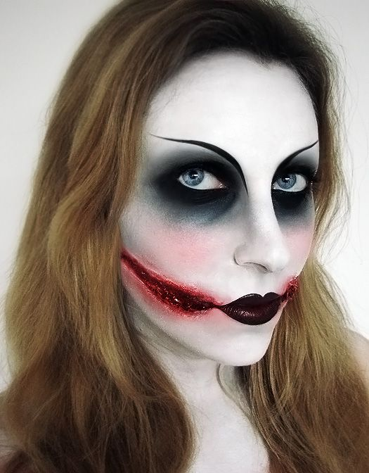 scarlet-moon #halloween #makeup