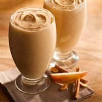 Peanut Butter Bran Shake