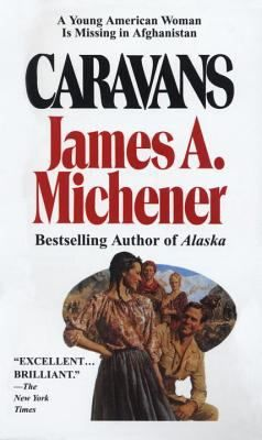 Caravans (Paperback) : Michener, James A. : First published in 1963, James A. Michener's gripping chronicle of the social and political landscape of Afghanistan is more relevant now than ever. Combining fact with riveting adventure and intrigue, Michener follows a military man tasked, in the years after World War II, with a dangerous assignment: finding and returning a young American woman living in Afghanistan to her distraught family after she suddenly and mysteriously disappears. A…
