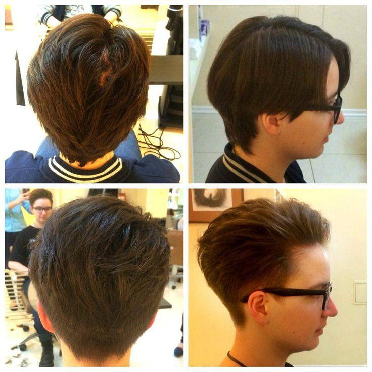 #haircut #hair #hairstyle #Warsaw