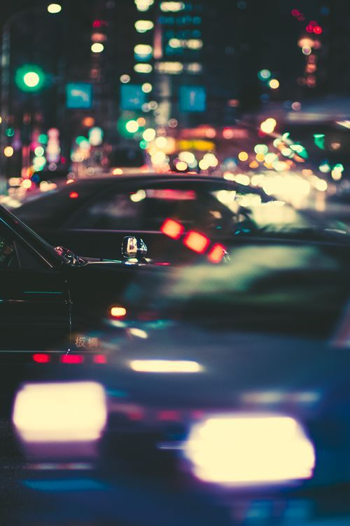 New York ~ By Masashi Wakui. Night street photography, Manhattan street photography, New York streets