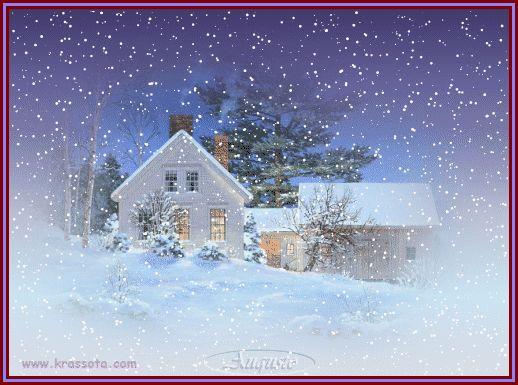 Зимушка - зима, словно по мановению хорошего настроения от нашего с Вами КОНКУРСА решила, что пора ей вернуться... и вернулась, с хлопьями снега и метелью, что…