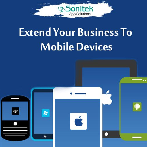 We Bring Robust Mobile Technology to Your Business!  Visit: http://www.sonitekapps.com/  #MobileApps #EnterpriseApps