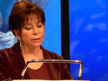 Isabel Allende won the Chilean National Prize for Literature in 2010.