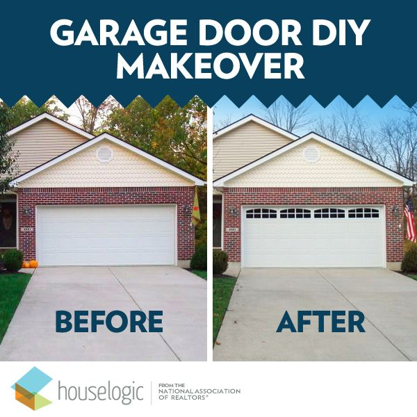50 best garage makeover tips images on pinterest arquitetura garage doors a guide to the options diy solutioingenieria Images