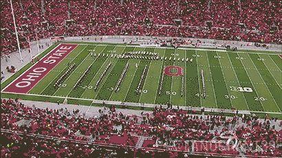 Awesomeness! Ohio State Marching Band, Gettysburg Address - Imgur