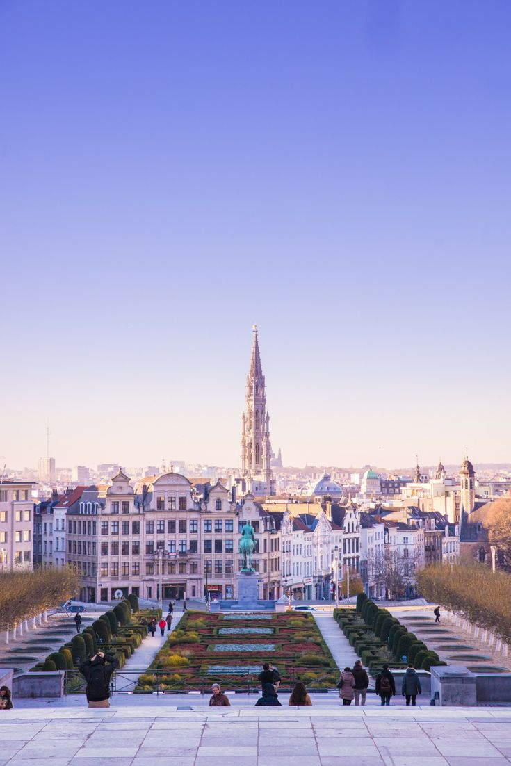 7 reasons why you should visit Brussels.