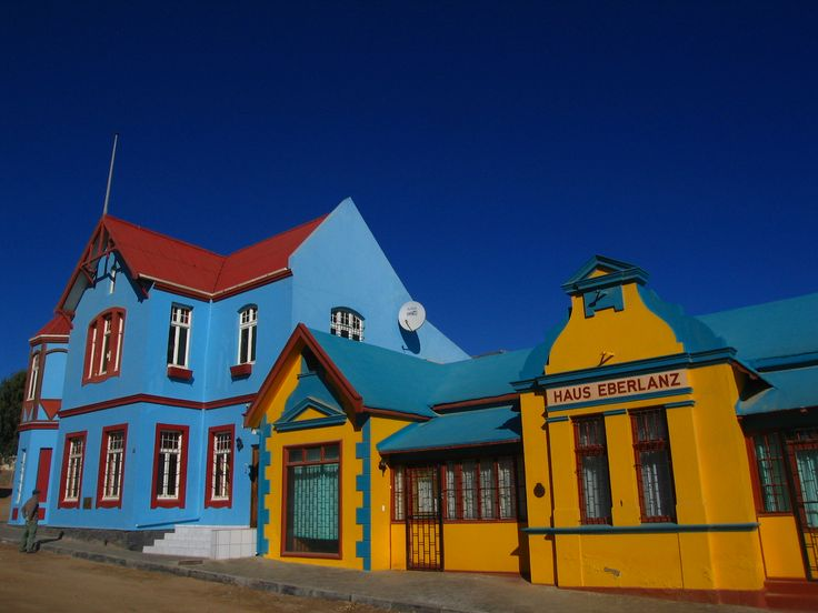 Amazing Luderitz!. Bartolomeu Dias encountered it in 1487. In 19th century germans started whaling, seal hunting, fishing, and guano-harvesting. Lüderitz thus began its life as a trading post. Namibia