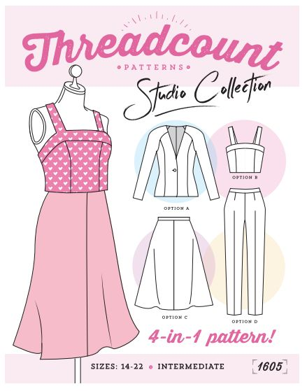 threadcount 4 in 1