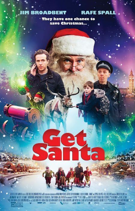 On 1st day of Christmas ... I watched the film Get Santa