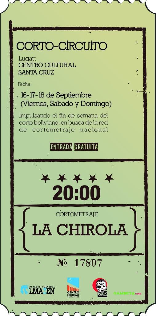 LA CHIROLA