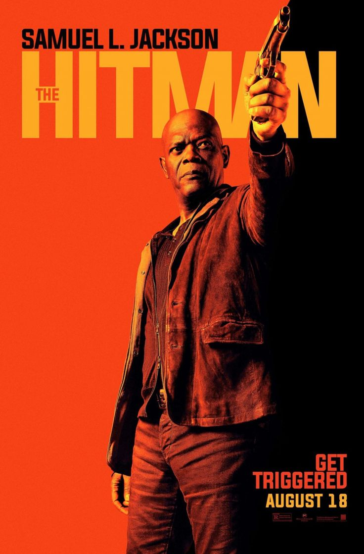 Return to the main poster page for The Hitman's Bodyguard (#2 of 4)
